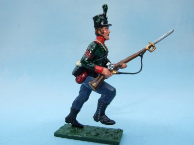 60TH002 60TH RIFLES SERGEANT